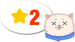 ★星2つのドッグフード