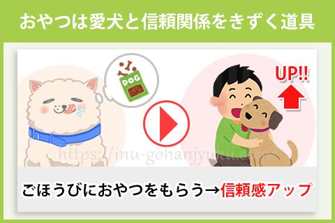 犬におやつは必要なの?