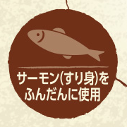 ワイルドレシピ(サーモン)