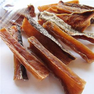 無添加・無塩・国産の秋鮭ジャーキー