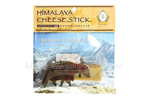 ヒマヤラチーズは歯の弱いワンちゃんは要注意!